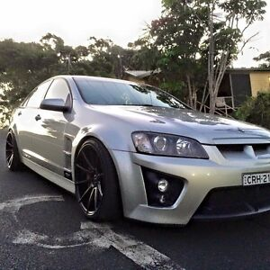 Hsv clubsport r8 fully optioned CAMMED tough beast Nambucca Heads Nambucca Area Preview