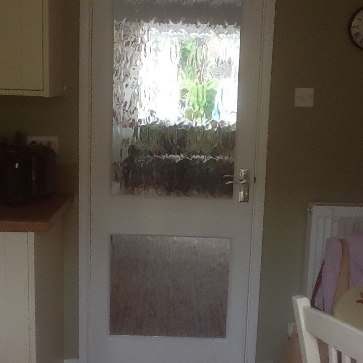Internal Glass Panel Door In Romsey Hampshire Gumtree