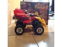 Remote Control Off Road Raptor Buggy