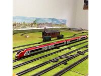 3 Hornby train sets and many other Locos with tenders