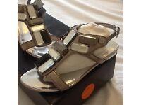 Ladies Karen Millen Sandals - Size 3 (36) Brand New In Box