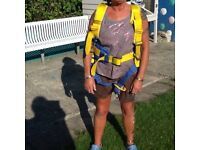 Climing harness