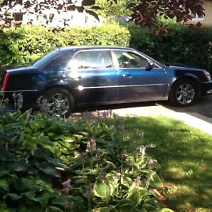 2007 Cadillac DTS Beautiful Condition
