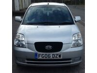 Kia, PICANTO, Hatchback, 2006, Manual, 999 (cc), 5 doors
