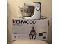Kenwood multione kitchen machine