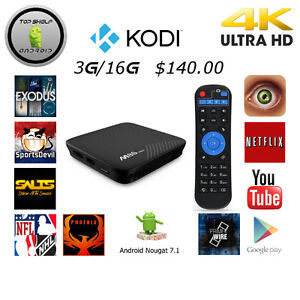 Android Boxes M8S Pro S912 Octacore 3G 16G Android 7.1