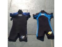 Kids' wetsuits