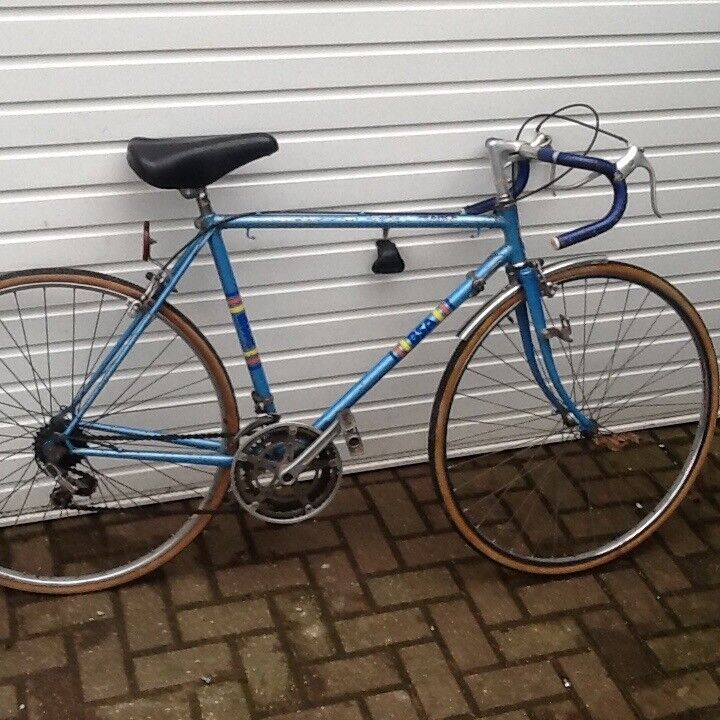 BSA Cycle, Classic Tour de France Road bike. 25 inch Frame | in ...