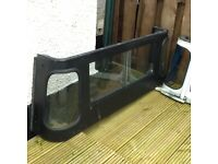 Landrover defender/series truck cab parts