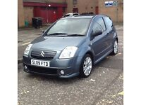 QUICK SALE 2009 CITROEN C2 CODE 3DR 59000 MILES,ONE OWNER,NO MECHANICAL DEFECTS,GREAT DRIVE.