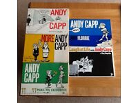 Andy Capp Cartoon Books