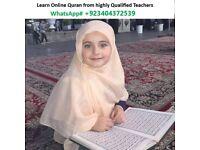 I will Teach The Holy Quran with Tajweed & Makhraj