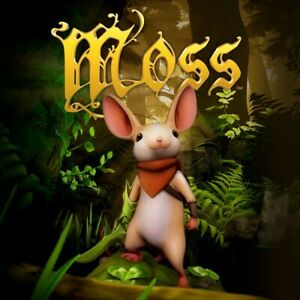 Moss PSVR Digital Copy