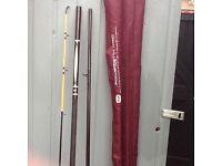 Penn Powerstix Pro 16ft beach caster sea salt fishing rod not carp course set up