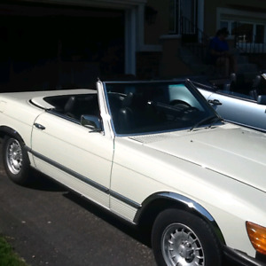 1974 Mercedes benz 450sl