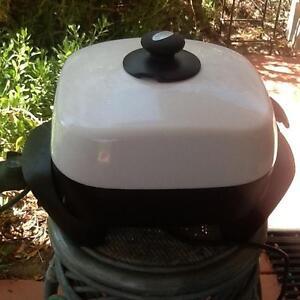 Sunbeam Electric Frying Pan Gumtree Australia Free Local