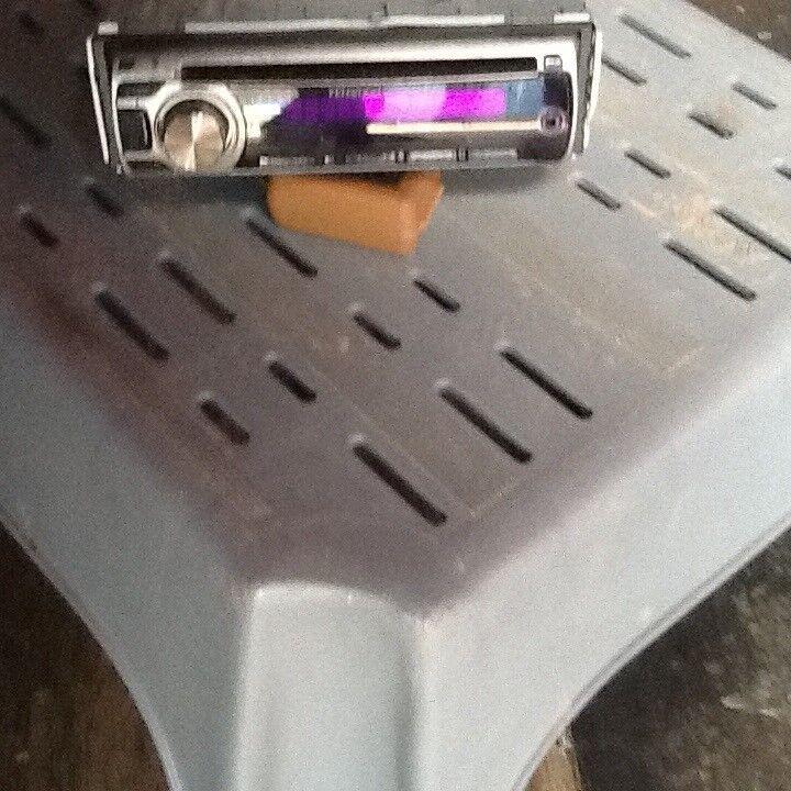 kenwood cd car stereo player