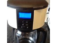 Russell hobbs filtered coffee machine