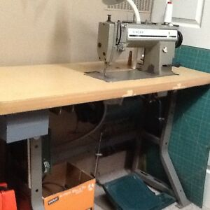 Singer Industrail sewing machine