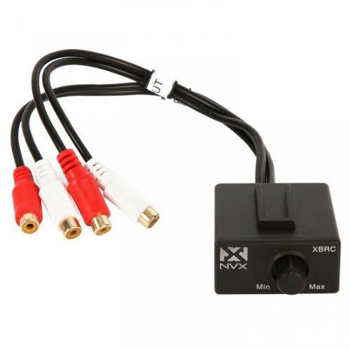 NVX XBRC Universal Remote Level Control