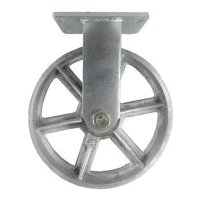 10 X 2-12 Steel Wheel Caster - Rigid