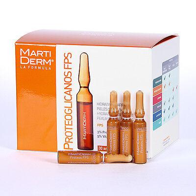 MARTIDERM PROTEOGLICANOS FPS 30 AMPOLLAS PcFarmacia