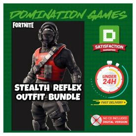 fortnite counterattack set epic games key global no gtx graphics card required in muswell hill london gumtree - stealth reflex fortnite code