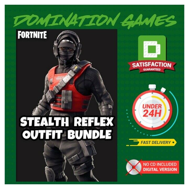 Fortnite Counterattack Set Epic Games Key Global (No GTX Graphics Card  Required) | in Muswell Hill, London | Gumtree