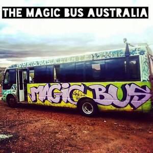 MAGIC BUS ROADTRIP!!!! PERTH - MELBOURNE LEAVING JANUARY 28TH! Perth Perth City Area Preview