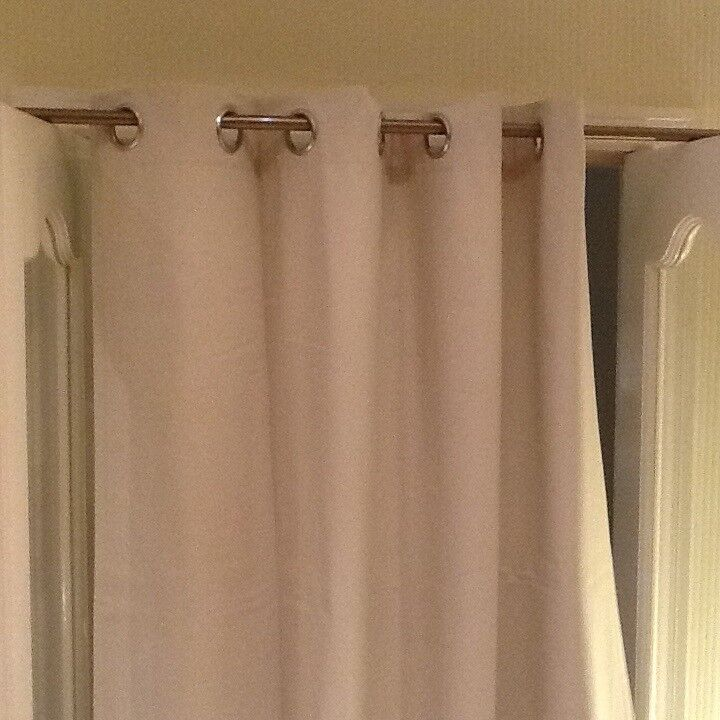 Pair of curtains by Next