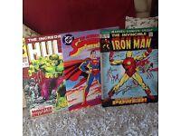 3 marvel canvassess