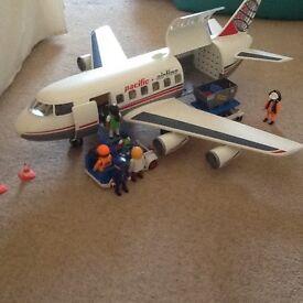 Play mobile aeroplane