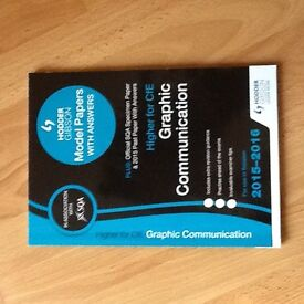 Higher for cfe graphic communication book