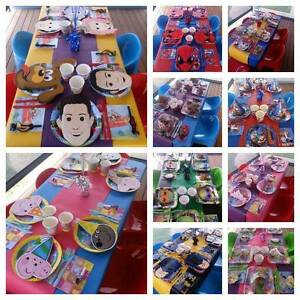 Kids Party Packages - Licensed themes Two Wells Mallala Area Preview