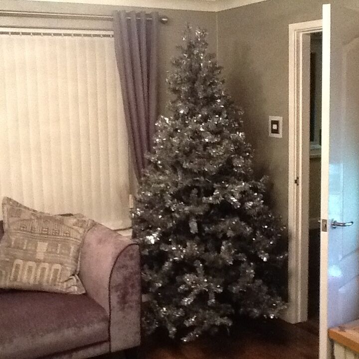 White Artificial Christmas Trees For Sale