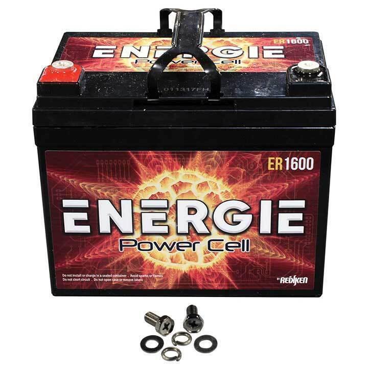 ENERGIE ER1600 1600 Watt 12 Volt Power Cell
