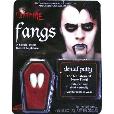 Vampir Zähne Dracula Kappen Falsche Zähne Halloween Erwachsene - Erwachsene Vampir Zähne