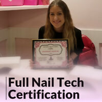 Master Nail Technician Certification - A New Career For You!