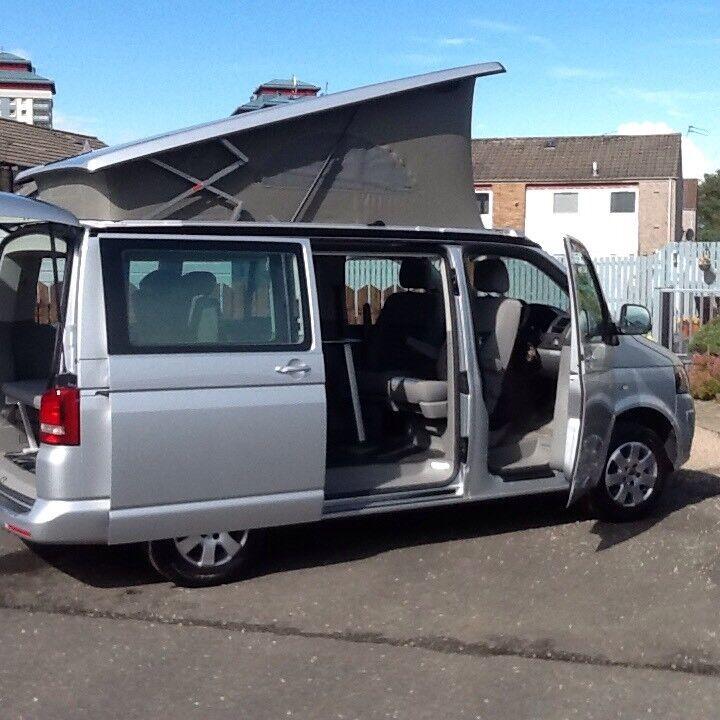 VW Campervan Califoria Beach - FINAL REDUCED PRICE