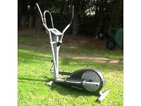 Get fit at home the easy way with this Cross Trainer