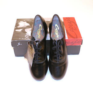 CAPEZIO Mens Character Oxford Tap Dance Shoes