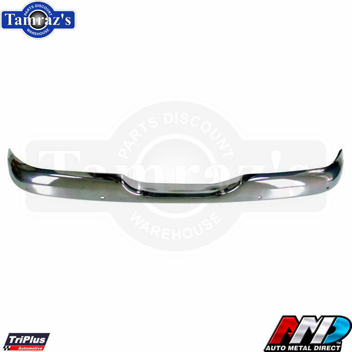 55-59 Chevy GMC Pickup Truck Front Bumper 2nd Series AMD New