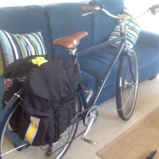 Bicycle - adult unisex town bike. Cremorne Point North Sydney Area Preview
