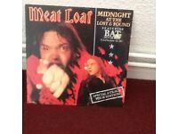 MEAT LOAF SPECIAL 4 TRACK TOUR EDITION LP
