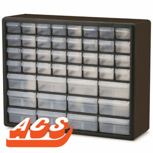 Akro-Mils Small Parts Organizers - Cabinets