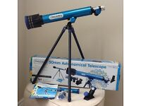 Discovery channel 50mm Astronomical Telescope **REDUCED**