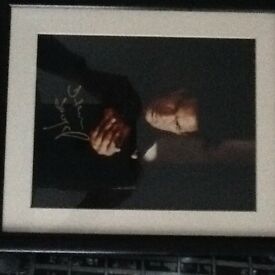 Steven seagal signed pictures