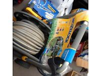 BNWT 30 metre top quality hose with cart