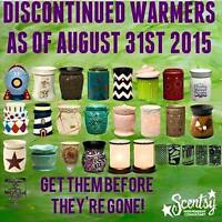 Scentsy 10% off the whole month of August