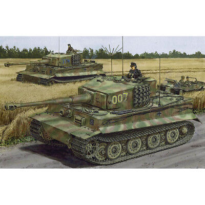 Dragon #6800 1/35 Tiger I Last-Production Wittmanns Last Tiger- for sale  Shipping to United States